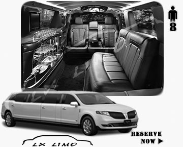 Stretch Limo for hire in Detroit