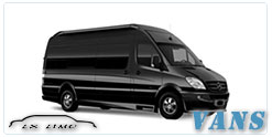 Luxury Van service in Detroit, MI