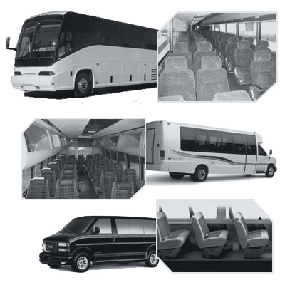Detroit Coach Bus rental