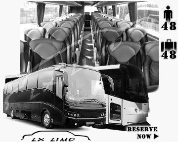 Detroit coach Bus for rental | Detroit coachbus for hire