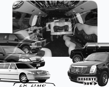 Detroit Stretch Limos for rental